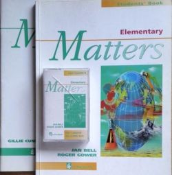 Учебник Matters Elementary Students Workbook Key
