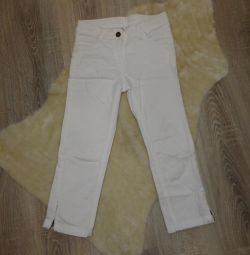 Tom Tailor White jeans
