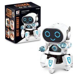 Новый робот