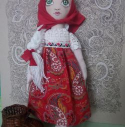 Doll in Russian style