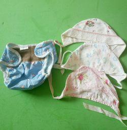 Diaper panties