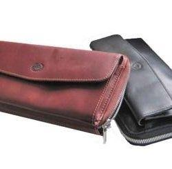 New leather husband. Tony Perotti wallet (Italy)