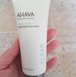 Μάσκα καθαρισμού λάσπης AHAVA