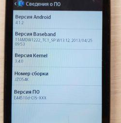 Smartphone LG Optimus L4 II Dual E445