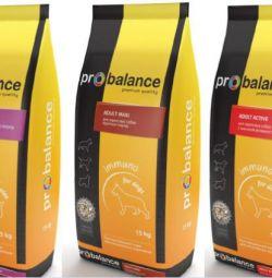 Dry food Probalans (all kinds!)