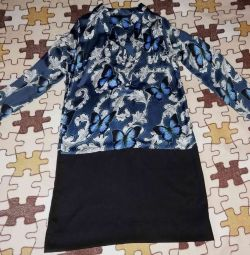 Dress - tunic not worn r. 42-44