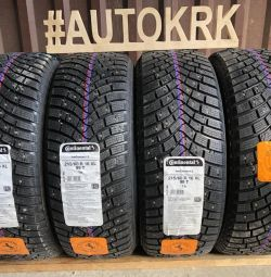 Winter tires R16 215 60 Continental