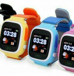 Baby ceas cu GPS inteligent ceas de ceas