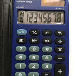 Для Экзаменов новый Мини калькулятор