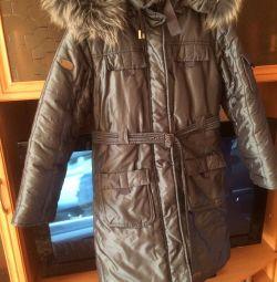 Χειμερινό παλτό Kiko. Για ύψος 140.