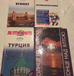 Travel Guides Egypt, United Kingdom, Turkey, Yalta