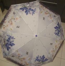 Umbrella machine
