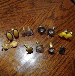 Vintage Kol Düğmeleri