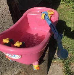 Παιδικό μπάνιο