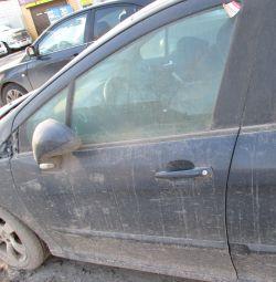 sol ön kapı Peugeot 308