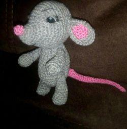 Jucării tricotate