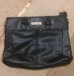 Ανδρική τσάντα (χωρίς λαβές)