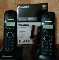 Panasonic Dijital Kablosuz Telefon