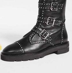 Бренд: Стюарт Вайцман Жіночі підйомні черевики Джессі