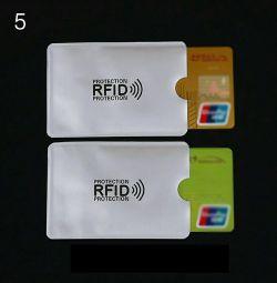 Защитный чехол для банковских карт
