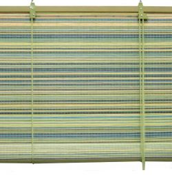 bamboo roll blind