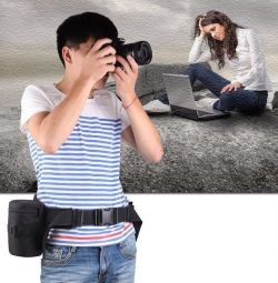 Fotoğrafçı için bel kemeri