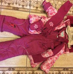 ❄️ Χειμερινό σακάκι με φόρμες + 🎁