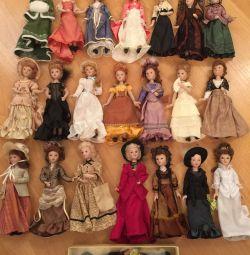 Σουβενίρ κούκλες