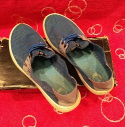 Men's loafers.
