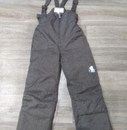 Pantolon kışlık tulum
