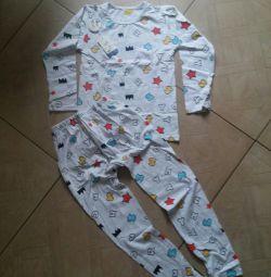 Pajamas new for boy