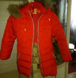 Jacket winter136-146