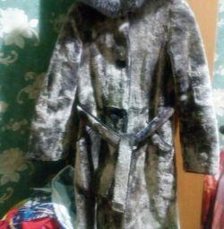 Fur coat natures.