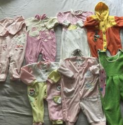 Overalls from 6 months