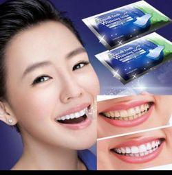Для отбеливание зубов