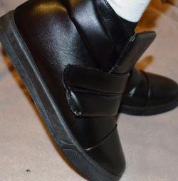 Pantofi de iarna noi