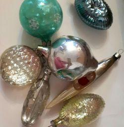 Noel ağacı oyuncaklar
