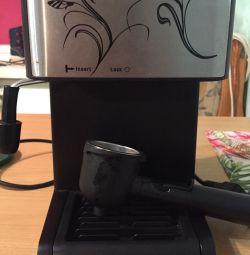 Rozhkovaya kahve makinesi durumu yeni