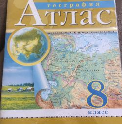 Atlas geography 8 cl