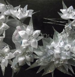 ornamente pentru păr