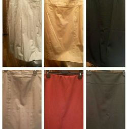 Skirts for women (size 48-50)
