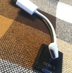Adaptor HDMI VGA