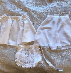 Skirts for choreography
