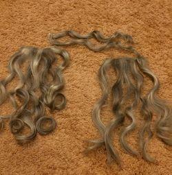 Τα μαλλιά στις φουρκέτες