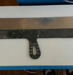Metal spatula 50cm