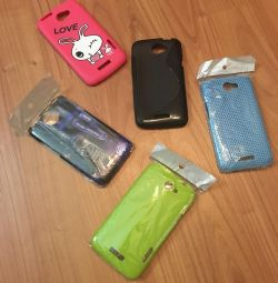 HTC One X / Lg Covers
