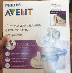 Pompa de san manual Avent