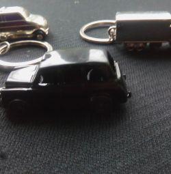Keychains transport
