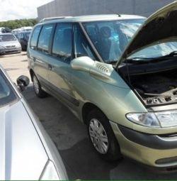 Piese auto pentru Renault Espace din Europa