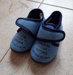Cizme / papuci de casă 21p